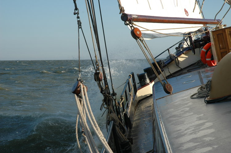 Sailing trip in The Netherlands